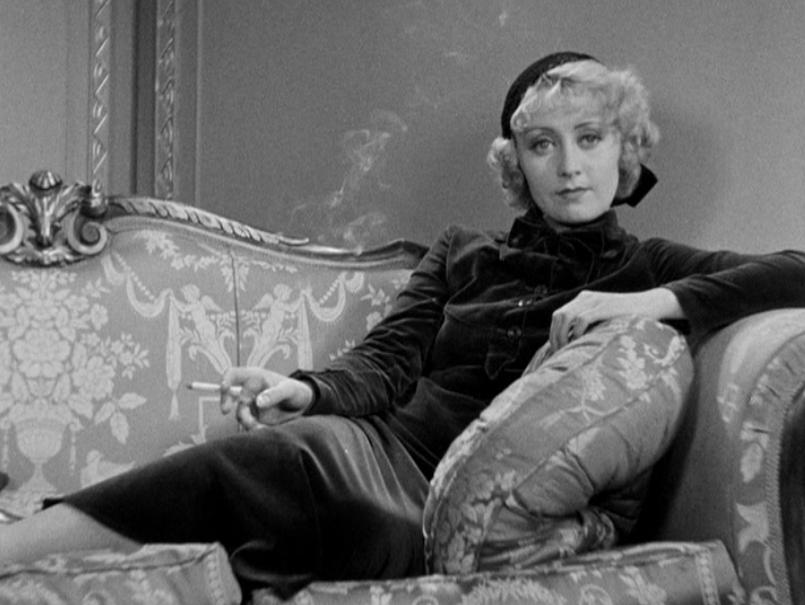 She Calls The Shots Blondie Johnson 1933 Nitrate Diva