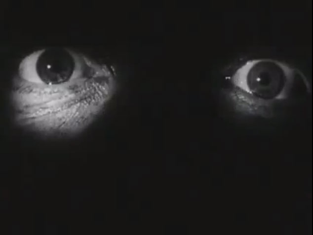 Eyes in the Night Seeing in the Dark Eyes in the Night 1942 Nitrate Diva