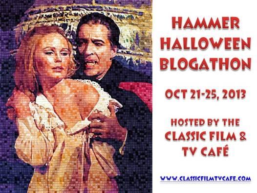 Hammer Halloween Blogathon