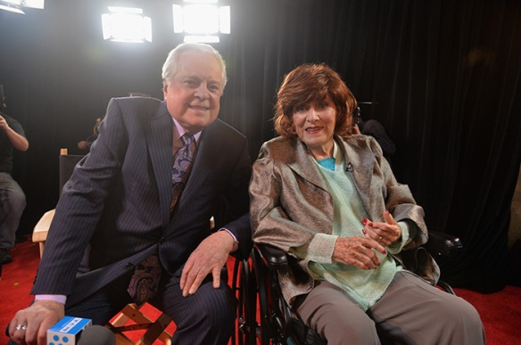 2014 TCM Classic Film Festival - Conversation With Robert Osborne and Maureen O'Hara