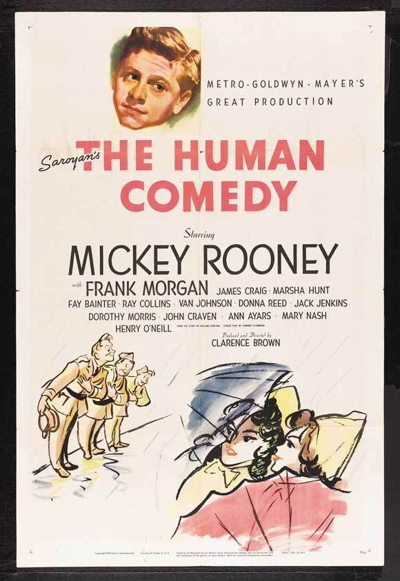 human comedy The human comedy by william saroyan and a great selection of similar used, new and collectible books available now at abebookscom.