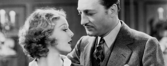 Loretta Young (left) and Warren William (right) in Roy Del Ruth