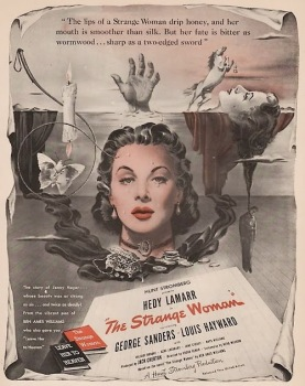 The Strange Woman (1946): Take Hold on Hell | Nitrate Diva