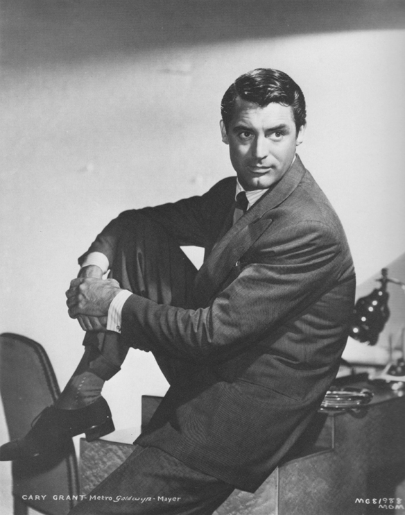 Cary Grant by Clarence Sinclair Bull, 1940