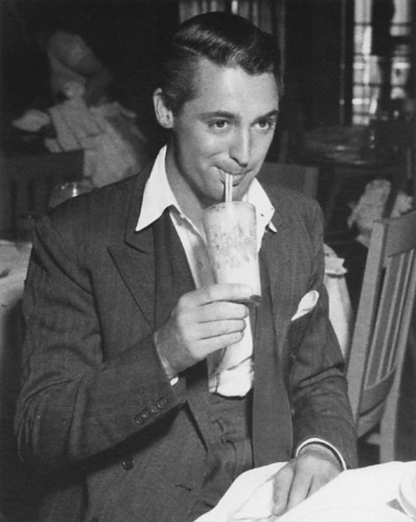 Cary Grant, Paramount Comissary