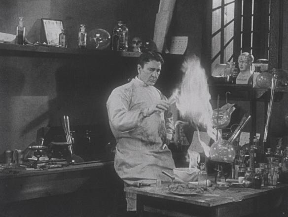 william gillette sherlock laboratory